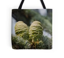 tree in the forest Tote Bag