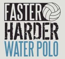 Faster harder water polo by nektarinchen