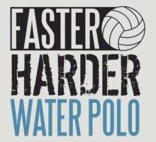 Faster harder water polo by nektarinchen
