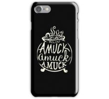 HOCUS POCUS iPhone Case/Skin