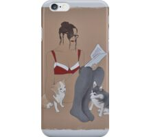 The perfect escape iPhone Case/Skin