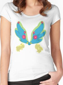 Fluffal Wings - Yu-Gi-Oh! Women's Fitted Scoop T-Shirt