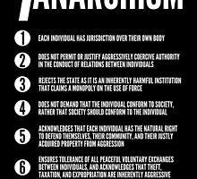 Seven MORE Things You Need To Know About Anarchism by anarchei