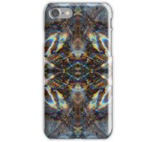 underwater symmetry iPhone Case/Skin