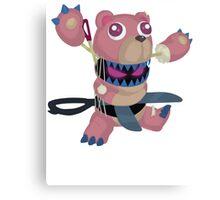 Frightfur Bear - Yu-Gi-Oh! Canvas Print