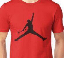 Croquet Jump Man Unisex T-Shirt