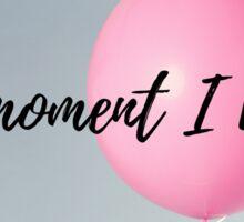 TMIK Balloon Sticker