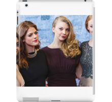 game of thrones girls  iPad Case/Skin