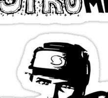 Astroman Sticker