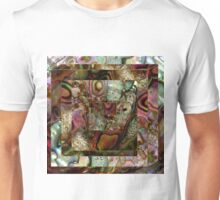 Abalone Abstract Unisex T-Shirt