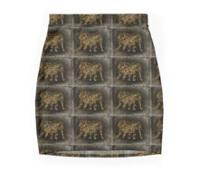 Loxodonta Mini Skirt