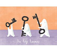 The Key Keepers Photographic Print