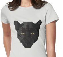 The Panther Womens Fitted T-Shirt