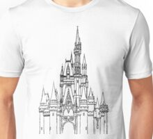 Magic Aesthetic Castle Unisex T-Shirt