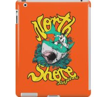 Grappling / BJJ - North Shore Jiu Jitsu iPad Case/Skin