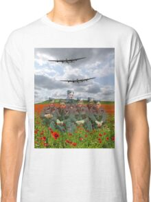 A Tribute To The Dambusters 617 Squadron Crews 1943 Classic T-Shirt