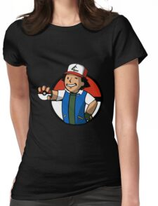 Fallout - Trainer Boy Womens Fitted T-Shirt