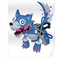 Frightfur Wolf - Yu-Gi-Oh! Poster