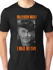 Ed Gein - Halloween Mask Unisex T-Shirt