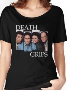 DEATH GRIPS Women's Relaxed Fit T-Shirt