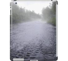 Tahune river iPad Case/Skin