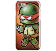 """Raph"" POOTERBELLY iPhone Case/Skin"