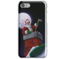 Oh, You Better Be Good For Goodness Sake! iPhone Case/Skin