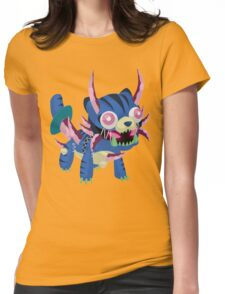 Frightfur Sabre-Tooth - Yu-Gi-Oh! Womens Fitted T-Shirt