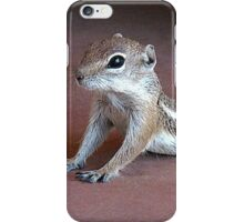 """Yoga Chipmunk"" iPhone Case/Skin"