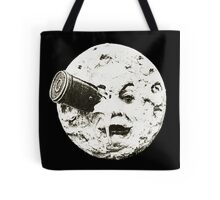 Voyage To The Moon Tote Bag