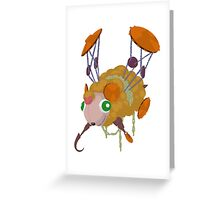 Frightfur Sheep - Yu-Gi-Oh! Greeting Card