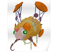 Frightfur Sheep - Yu-Gi-Oh! Poster