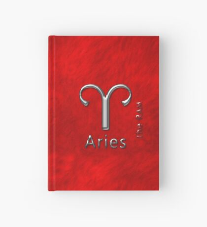 Aries March 21 To April 20 Hardcover Journal