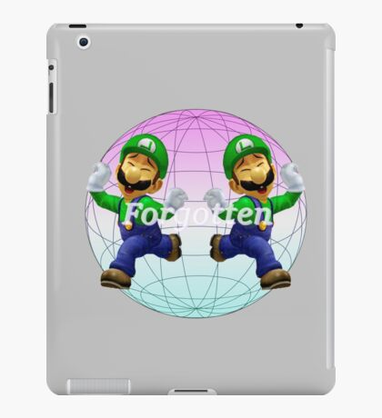 Aesthetic Luigi iPad Case/Skin
