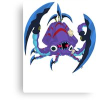 Frightfur Kraken - Yu-Gi-Oh! Canvas Print