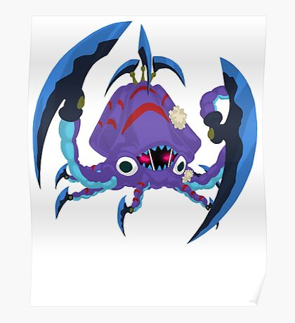 Frightfur Kraken - Yu-Gi-Oh! Poster