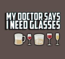 My doctor says I need glasses by datthomas
