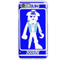 DISABLED MOORING iPhone Case/Skin