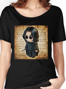"""HARRY POOTER - """"Half Blood Prince"""" POOTERBELLY Women's Relaxed Fit T-Shirt"""