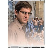 LOUIS THEROUX iPad Case/Skin