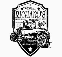 Richard's Annual Rod Run Unisex T-Shirt