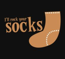 I'll rock your SOCKS! by jazzydevil