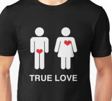 True Love (Man and Woman) Unisex T-Shirt