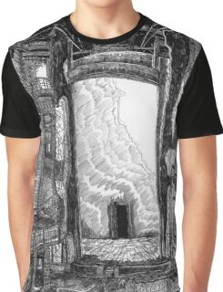 Theater Of The Dancing Skeletons Graphic T-Shirt