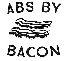 ABS by bacon Photographic Print