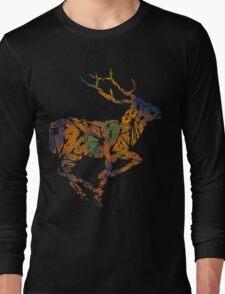 Deer Beauty Long Sleeve T-Shirt