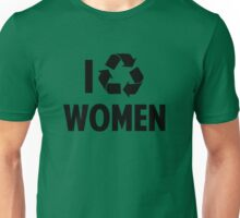 I Recycle Women Unisex T-Shirt