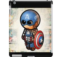 """Movie Cap"" POOTERBELLY iPad Case/Skin"