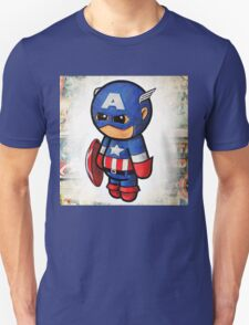 """Comic Cap"" POOTERBELLY T-Shirt"