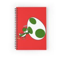 Yoshi's Huge Egg Spiral Notebook